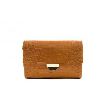 Leather Crossbody Bag
