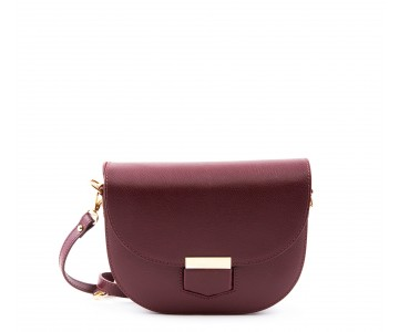 Soffiano Leather Crossbody