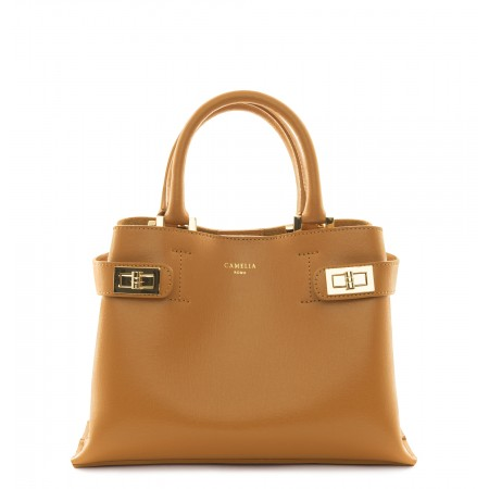 Mini Saffiano Leather handbag